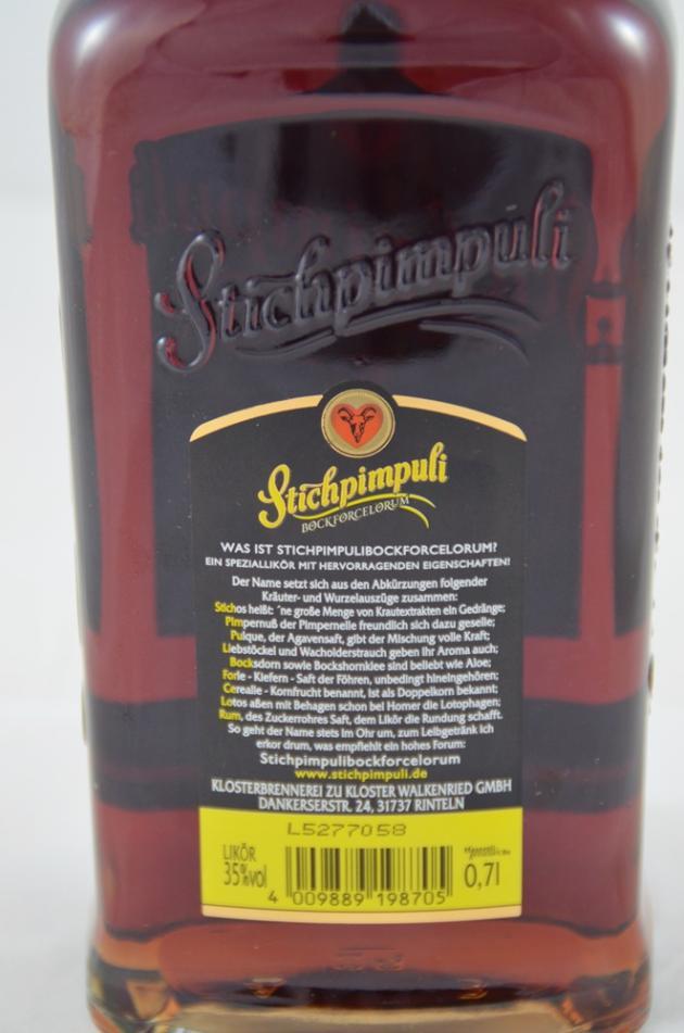 Stichpimpuli Bockforcelorum