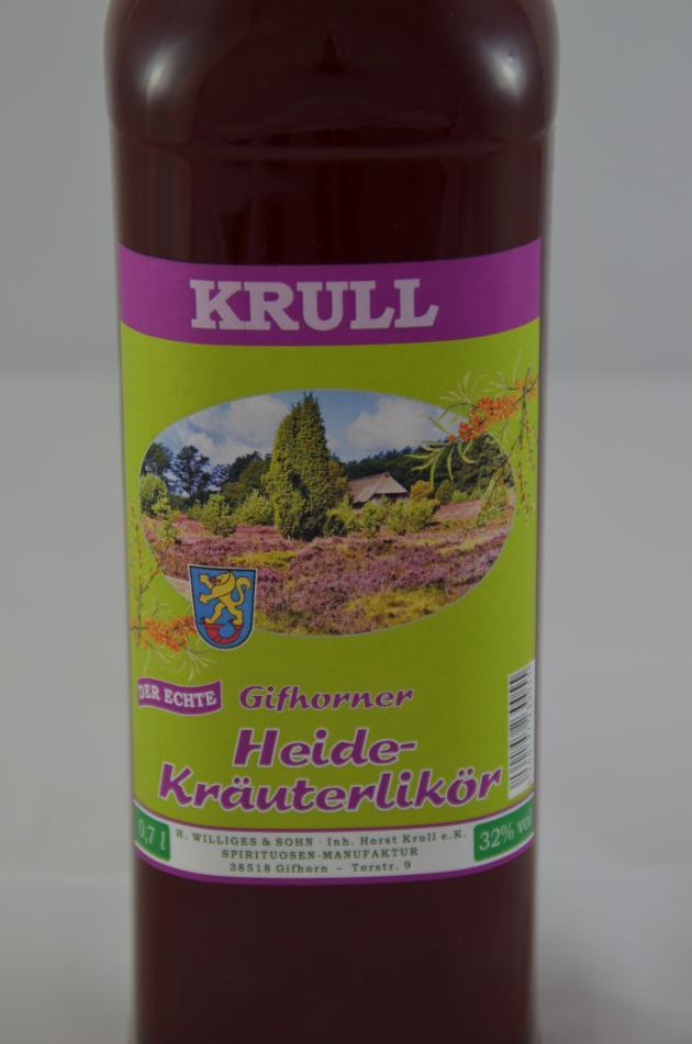 Krull Gifhorner-Kräuterlikör