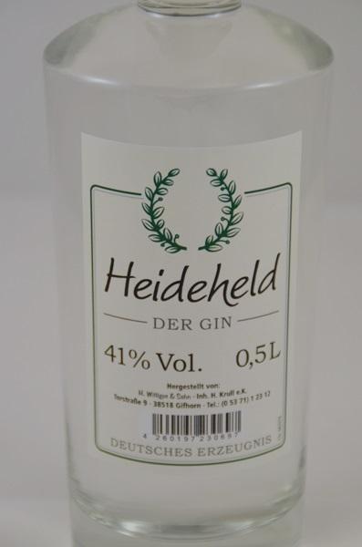 Heideheld der Gin