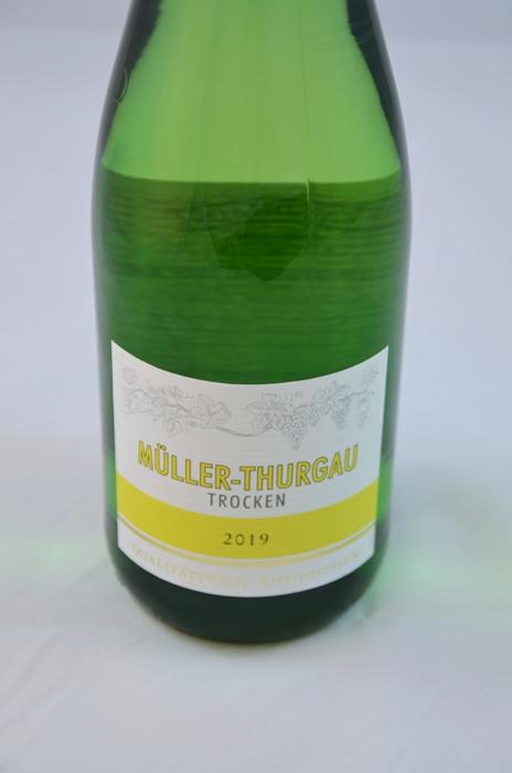 Müller-Thurgau, trocken